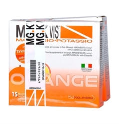 Pool Pharma Mgk Vis Orange 15 Bustine + 15 Bustine
